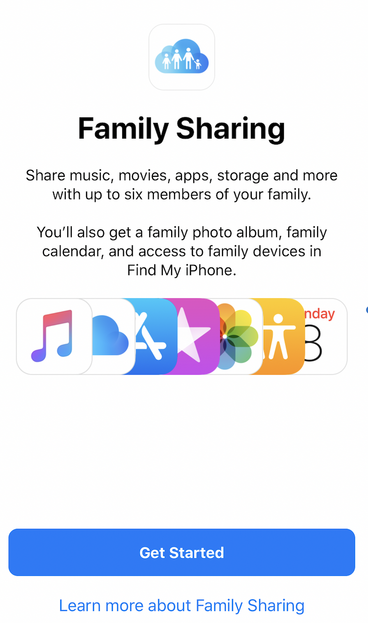 Family Sharing: What is it? How do you use it? | Gravity